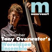 Concerttip: Tony Overwater - Wereldzee Ensemble in  Meervaart