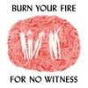 Angel Olsen Burn Your Fire For No Witness cover