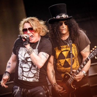 review: Guns N' Roses - 04/07 - Goffert Park Guns n' Roses