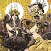 Cover Baroness - Yellow & Green