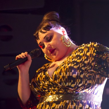 review: Beth Ditto - 14/10 - Paradiso Beth Ditto
