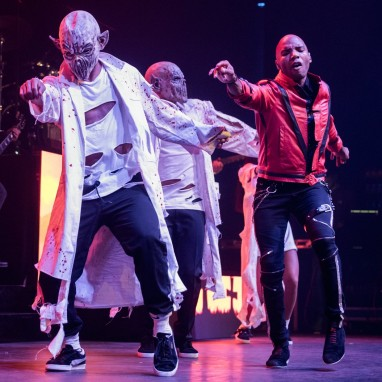review: This Is Jackson - Thriller - 08/02 - Hedon This Is Jackson