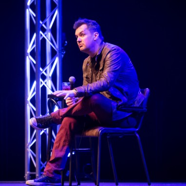 Jim Jefferies - HMH