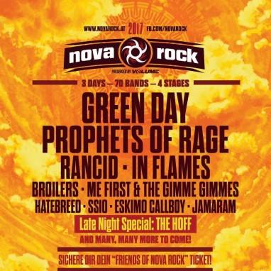 Nova Rock Oostenrijk