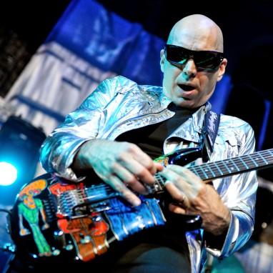 review: Joe Satriani - 22/06 - Paradiso Joe Satriani