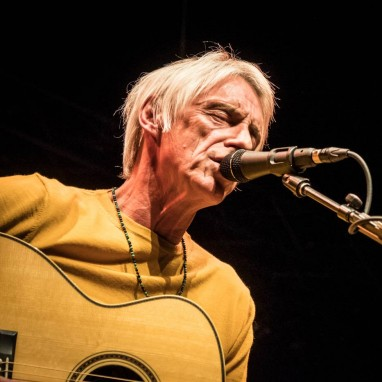 review: Paul Weller - 04/10 - TivoliVredenburg Paul Weller
