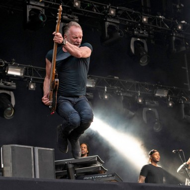review: Stadspark Live 2019 Sting