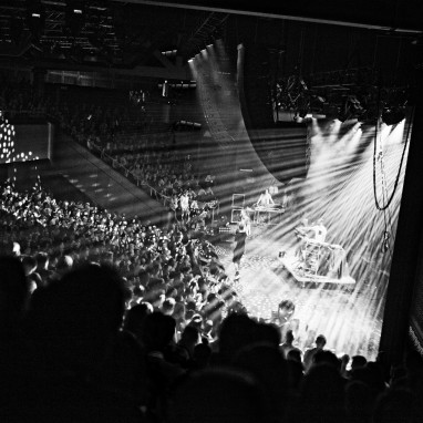 Sfeer TivoliVredenburg concert
