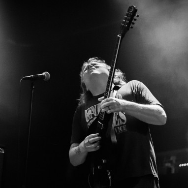 review: Ty Segall and the Freedom Band - 18/10 - Patronaat Ty Segall and the Freedom Band