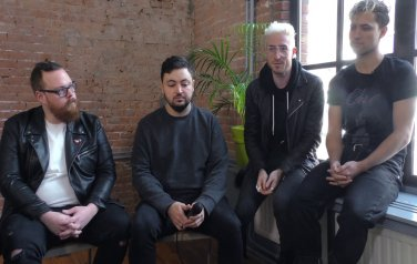 Video: Walk The Moon: kwetsbaarheid nodig voor goede kunst