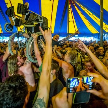 Zuiderpark-festivals waaronder Baroeg Open Air gaan