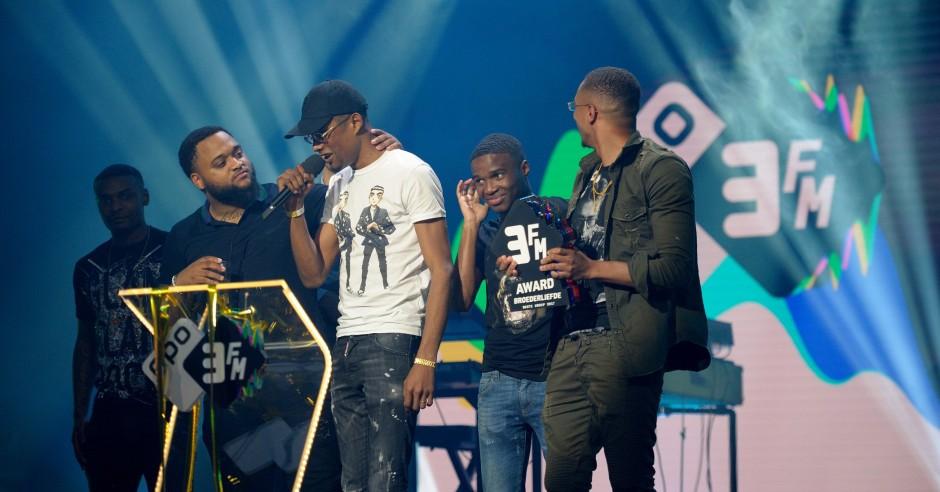 Bekijk de 3FM Awards 2017 foto's