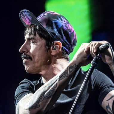review: Red Hot Chili Peppers - 08/11 - Ziggo Dome Red Hot Chili Peppers