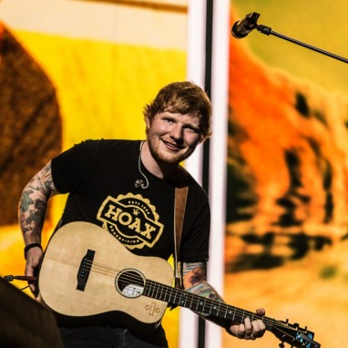 review: Ed Sheeran - 03/04 - Ziggodome