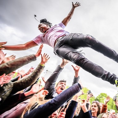 review: Bevrijdingsfestival Utrecht 2019 Jonna Fraser