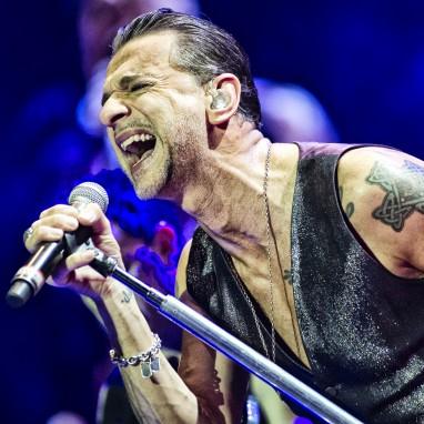Dit weekend in de voorverkoop: Depeche Mode, Tom Odell en Dave Matthews