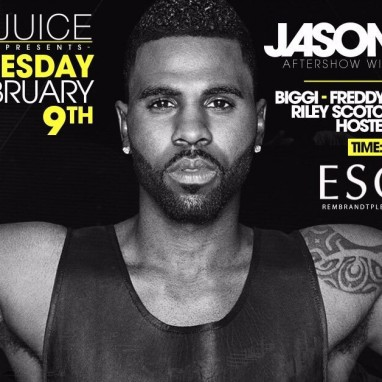 Jason Derulo Escape