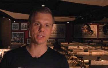 Video: Armin van Buuren verslaafd aan optreden