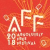 Absolutely Free Festival 2018 logo
