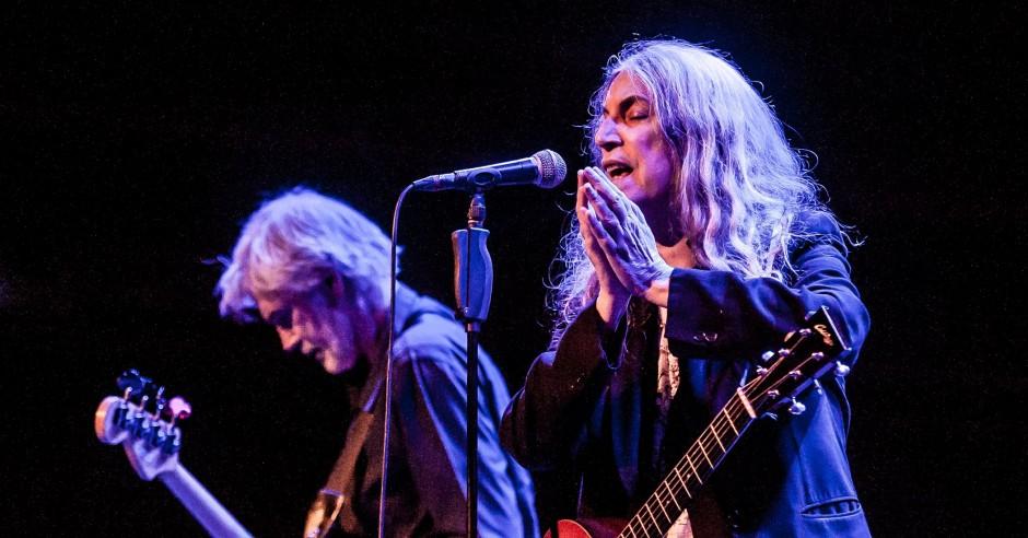 Bekijk de Patti Smith - 27/1 - TivoliVredenburg foto's