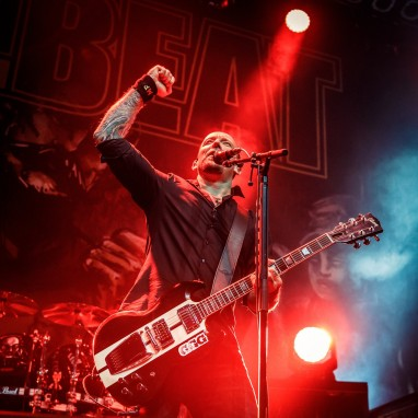 review: Volbeat - 25/06 - TivoliVredenburg Volbeat