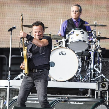 review: Bruce Springsteen - 14/6 - Malieveld Bruce Springsteen
