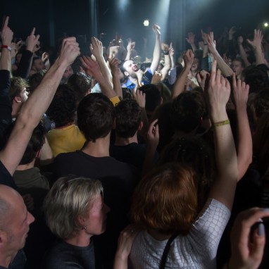 review: De Staat - 20/02 - Muziekgieterij De Staat