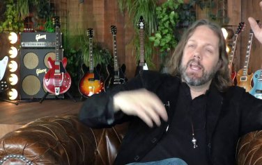 Video: Rich Robinson wil drama The Black Crowes niet herhalen met nieuwe band