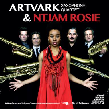 Artvark Saxophone Quartet & Ntjam Rosie