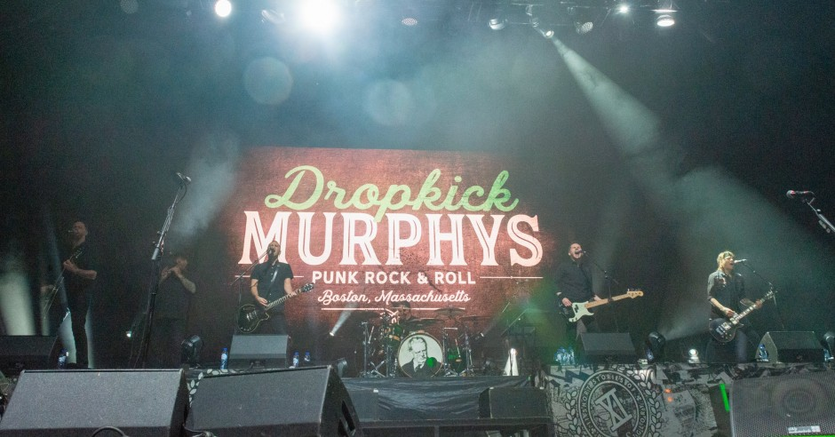 Bekijk de Dropkick Murphys - 01/02 - Ziggo Dome foto's