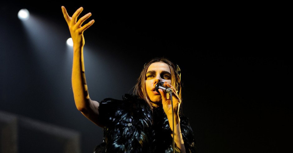 Bekijk de PJ Harvey - 16/10 - Heineken Music Hall foto's
