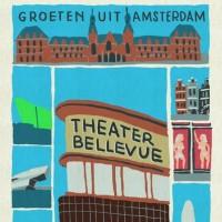 logo Theater Bellevue Amsterdam