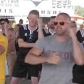 Video: Doe de Haka op Lowlands