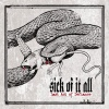 Sick Of It All Last Act Of Defiance cover