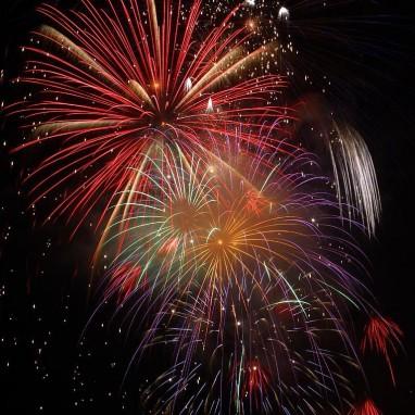 Vuurwerk fireworks