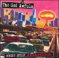Next Stop Armageddon Cover
