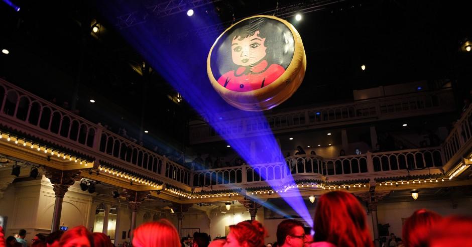 Bekijk de Pinkpop Persconferentie 2016 foto's