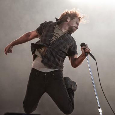 review: Pinkpop 2018 - vrijdag Pearl Jam