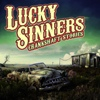 Cover Lucky Sinners - Crankshaft Stories