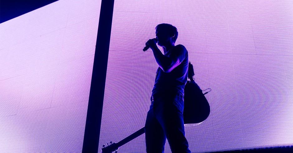 Bekijk de James Blunt - 28/02 - AFAS Live foto's