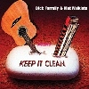 Cover Dick Farrelly & Mat Walklate - Keep It Clean