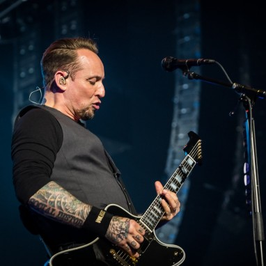 review: Volbeat - 19/11 - Ziggo Dome Volbeat