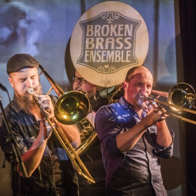 review: Broken Brass Ensemble - 23/03 - Paradox Broken Brass Ensemble