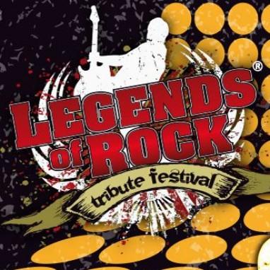 LEGENDS of ROCK tribute Effenaar