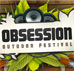 logo Obsession Outdoor Festival