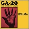 Cover GA-20 - Does Hound Dog Taylor