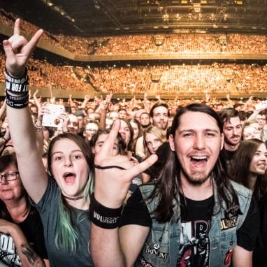 Ziggo Dome sfeer publiek