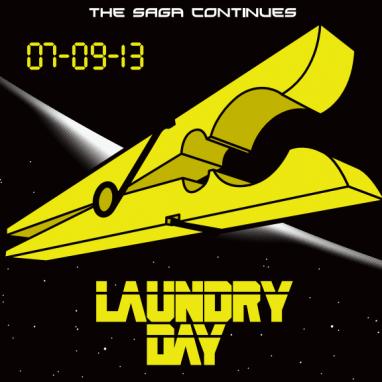 Laundry Day 2013