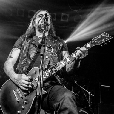 review: Rotting Christ / Svart Crown - 15/06 - Willemeen Rotting Christ