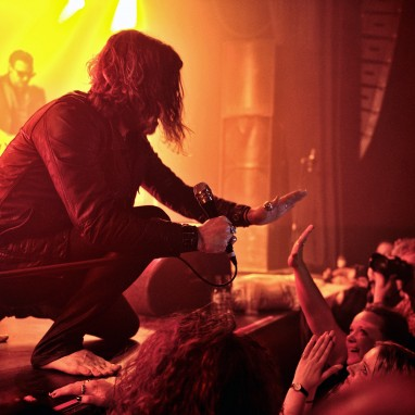 review: Rival Sons - 06/06 - Melkweg Rival Sons